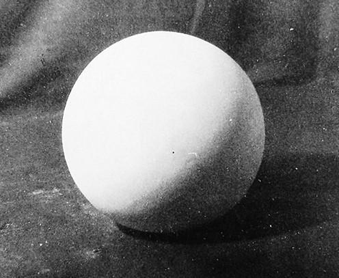 圆滑的曲线 球体的素描法图片