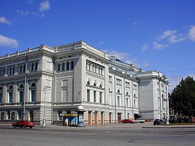 俄罗斯圣彼得堡音乐学院